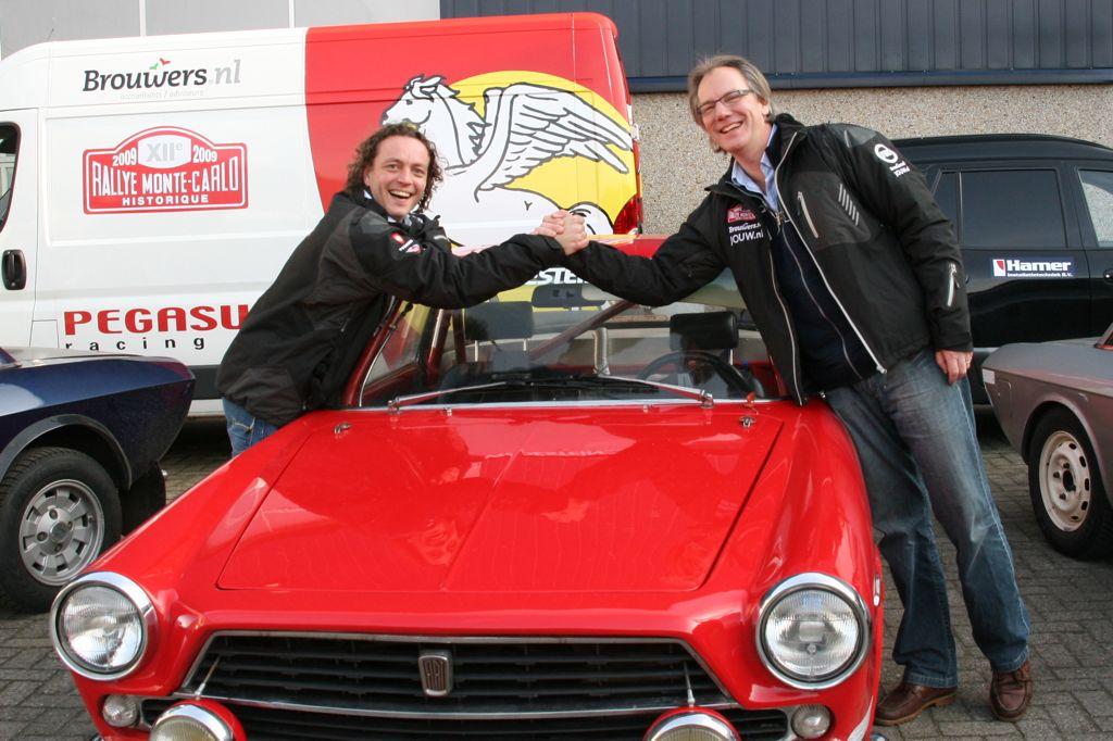 Mctar En Pegasus 12e Rallye Monte Carlo Historique 2009
